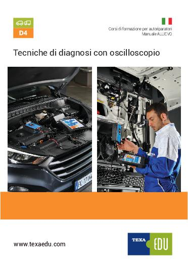 D4: DIAGNOSI CON OSCILLOSCOPIO