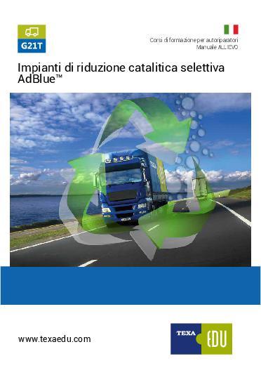 G21T: IMPIANTI DI RIDUZIONE CATALITICA SELETTIVA SCR/AdBlue®