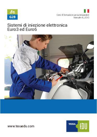 G2B: SISTEMI DI INIEZIONE ELETTRONICA EURO 3 ED EURO 4