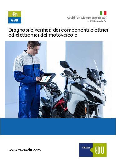 G3B: DIAGNOSI E VERIFICA DEI COMPONENTI ELETTRICI ED ELETTRONICI DEL MOTOVEICOLO
