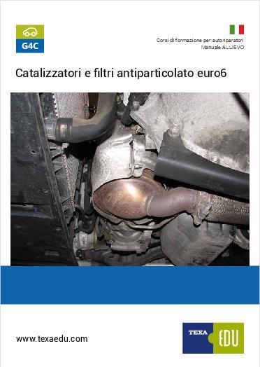 G4C: CATALIZZATORI E FILTRI ANTIPARTICOLATO EURO 4