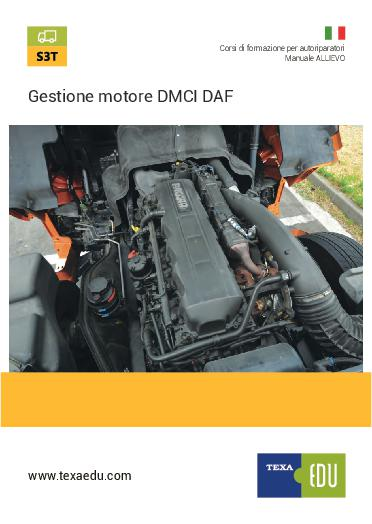 S3T: GESTIONE MOTORE DMCI - DAF MULTI CONTROLLED INJECTION